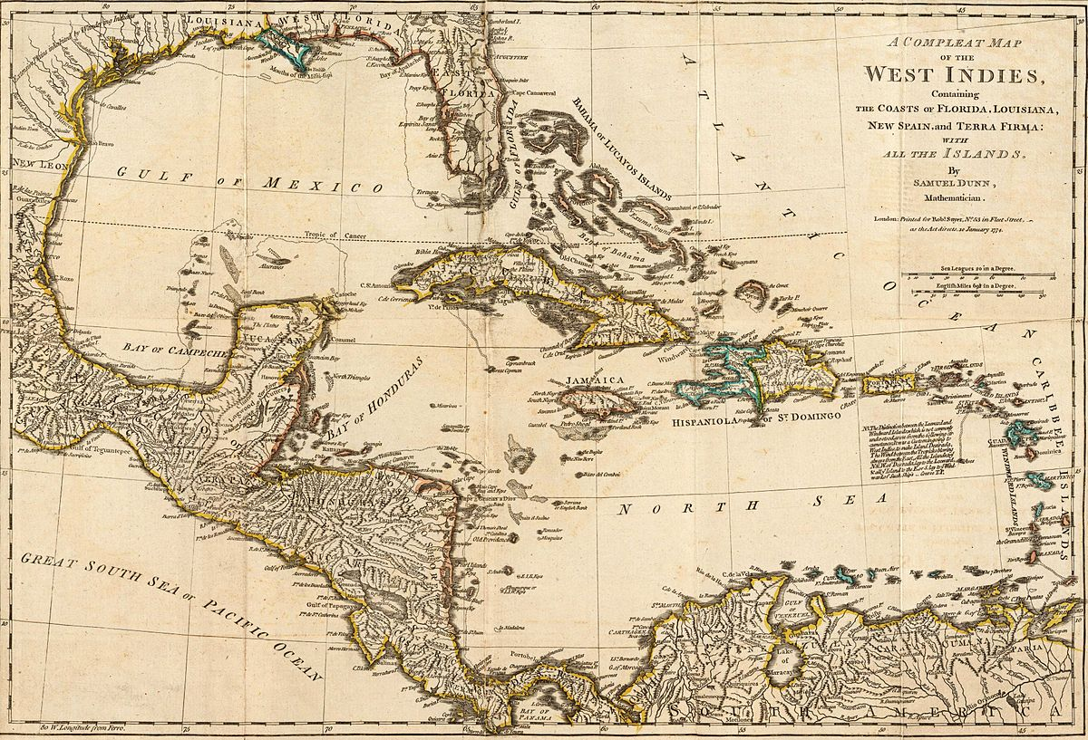 The Caribbean through Literature, History, & the Arts